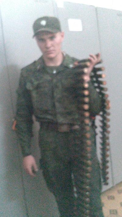 Александр Сулыгин, 15 октября 1997, Красноярск, id224240895