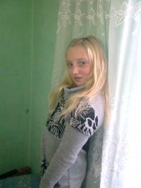 Юличка Блондиночкa, 8 апреля 1989, Луганск, id110677687