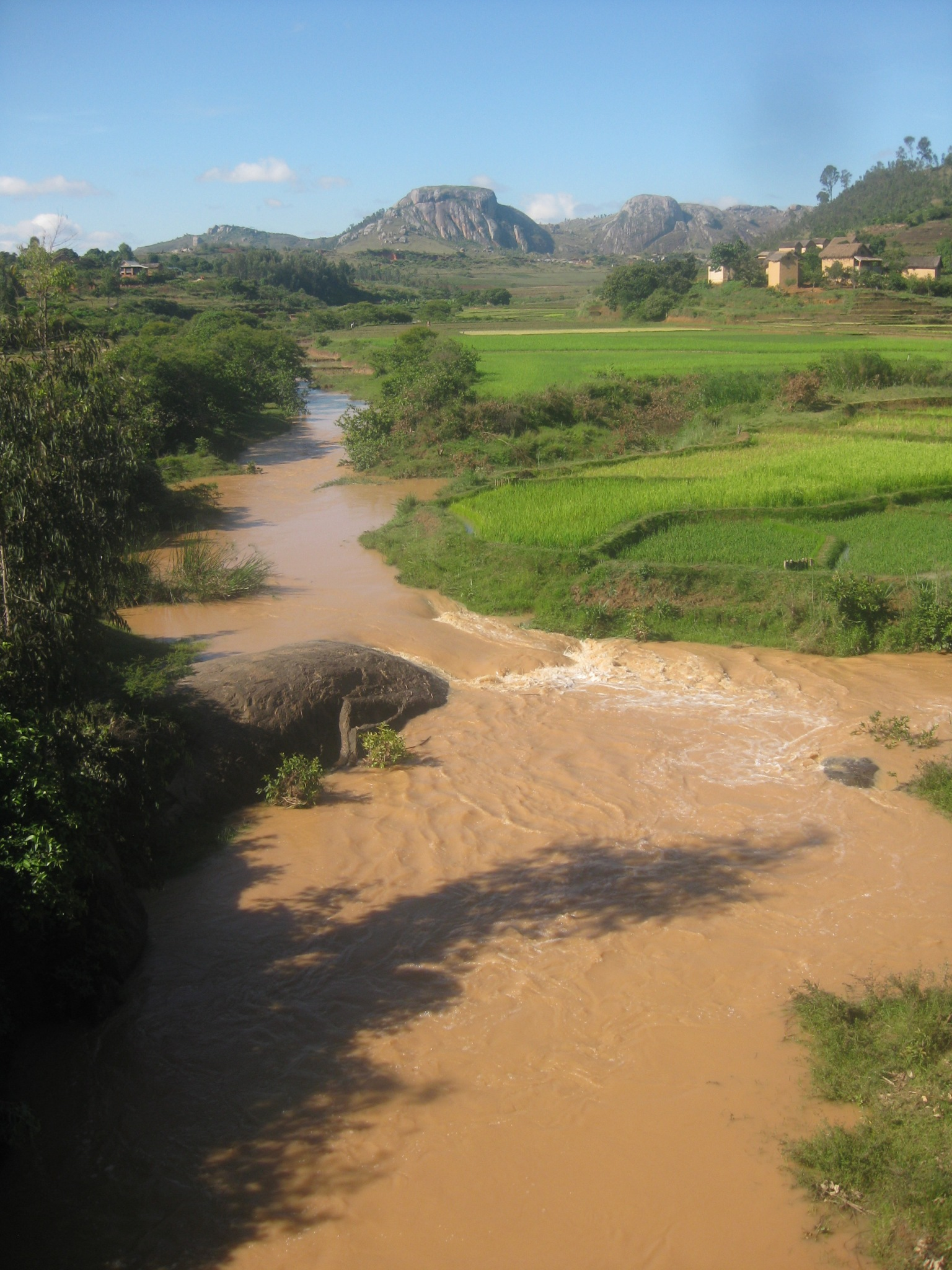 Путешествие на Мадагаскар Wolfson World