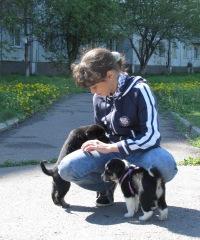 Ирина Храмова, 2 мая 1999, Красноярск, id121031717