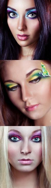 Курс ВИЗАЖ макияж индивидуально в Питере