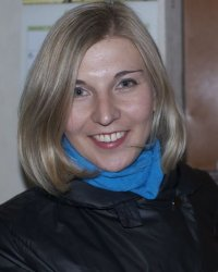 Наталья Попова, Иркутск