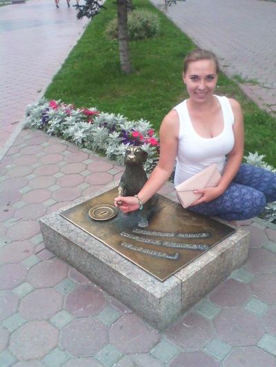 Мария Инякина, 16 ноября 1989, Урай, id43012272
