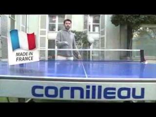 Стол для настольного тенниса CORNILLEAU Sport ONE outdoor