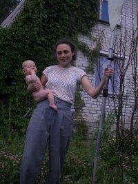 Юлия Ивантер, 28 апреля 1993, Москва, id31986835