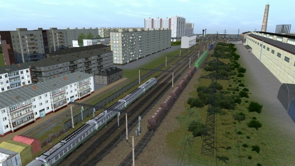 знакомства северная железная дорога