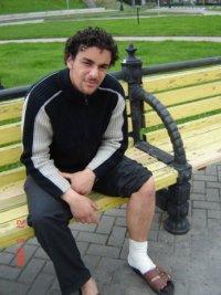 Elias Tareh, 20 июля 1987, Москва, id52145585