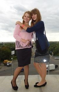 Виктория Лубышева, 24 сентября 1997, Могилев, id190687172