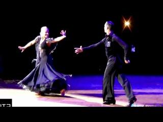 Emanuel Valeri - Tania Kehlet, showdance, GOC Stuttgart 2013