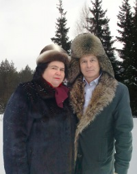 Надежда-сергей Серебряковы, 25 февраля 1963, Бугульма, id154335744