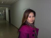 Сания Курмашева, 1 ноября 1988, Сызрань, id104236288