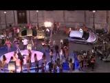 Как снимали Форсаж 6 О съёмках Fast Furious 6 on the film set HD 720