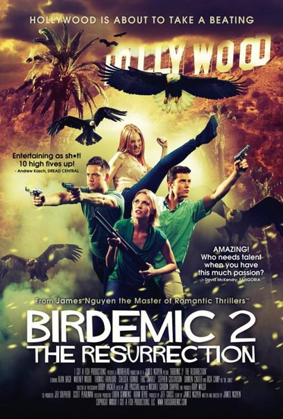 Ver Birdemic 2: The Resurrection (2013) Online
