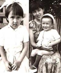 Гульгина Абдуллина, 7 февраля 1961, Иркутск, id126590332