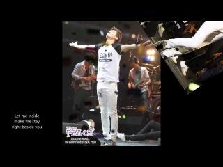 фото Ли Мин Хо с тура My Everything 2013 Манила