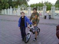 Бекхем Хакер, 28 августа , Днепропетровск, id93551094