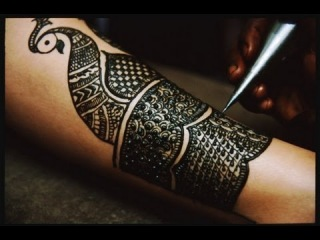 Chapter 7 : How to Fill Mehendi Henna Shapes PART 1 :-) Learn Traditional Indian Bridal Henna