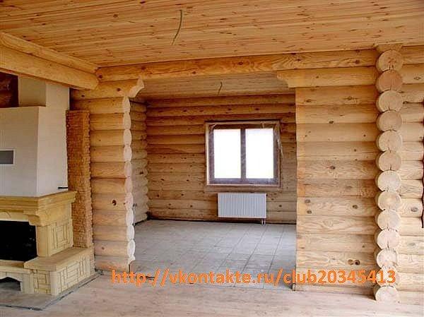 Строительство домов из бревна - это перспективно? X_0080788a