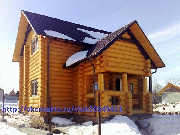 Строительство домов из бревна - это перспективно? X_bcdf1be2