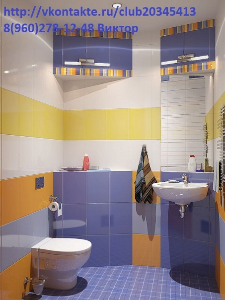Дизайн интерьера ванной комнаты X_7b0ad06a