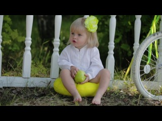 Детский фотопроект Ирины Недялковой