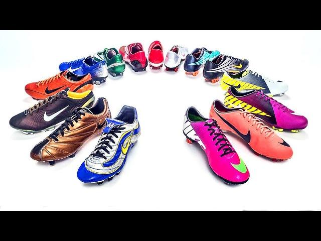 TOP 5 | Best Football Boots Soccer Cleats 2013 | Die Besten Fußballschuhe | Konzi | freekickerz