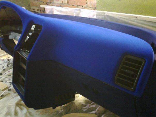 Тюнинг салона автомобиля(реставрация обшивки салона флоком-бархатом) Заречный - информационный, городской портал