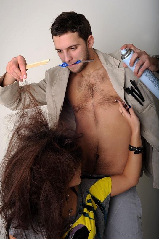 голые парикмахерши фото