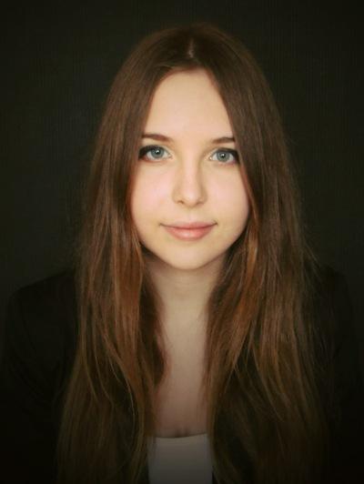 Аня Андрейченко, 16 декабря 1995, Санкт-Петербург, id27109285
