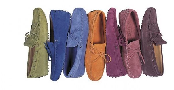 Обувь от TOD's стала настоящим символом хорошего вкуса и...