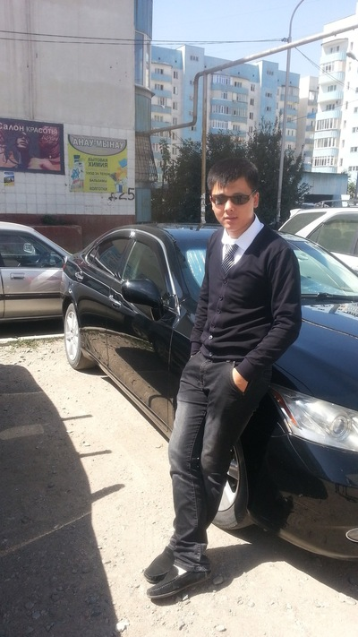 Мухамед Батыров, id214931414