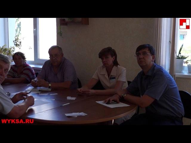 День власти в с. Туртапка, 01.07.2013