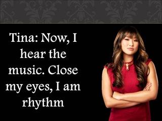 Flashdance (What a Feeling) Glee Lyrics