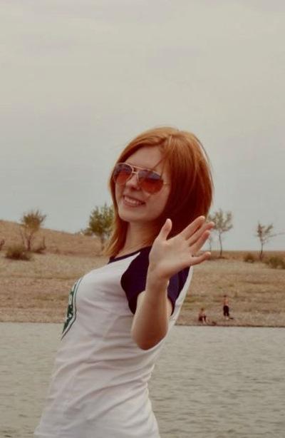Полина Горкунова, 31 июля 1995, Саратов, id124204378