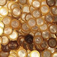 биметаллические юбилейные монеты.