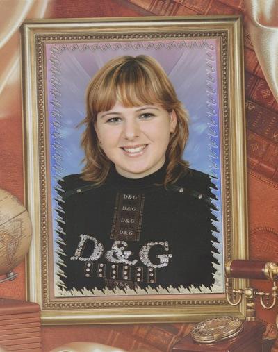 Виталия Афанасьева, 2 июля 1988, Луганск, id57833481