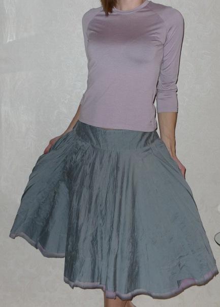 Описание: выкройка юбки гольф как сшить юбку.