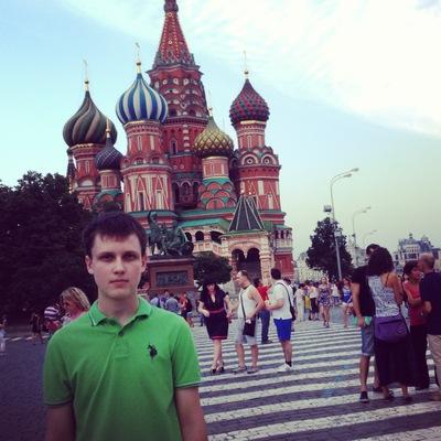 Антон Беляковцев, 20 декабря , Москва, id48665022