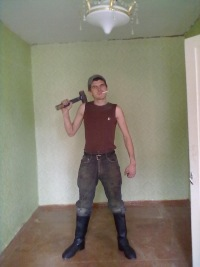 Алик Кашапов, 14 мая 1989, Ишимбай, id124394838