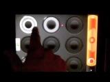 Resampling Audio Using Loopy HDLiveFX via Audiobus