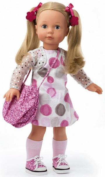 Платья куклам на новый год