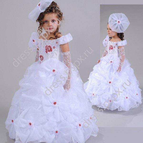 Посмотреть платья для детей