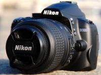 Nikon D3000, id115318488