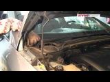 Peugeot 407  - правильная замена передних стоек KYB (KYB Peugeot 407 Front)