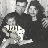 Илья Ваничев-Петербургский, 17 июня , Подпорожье, id5490211