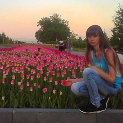 Евгения Хаева, 28 апреля 1991, Красноярск, id71281556