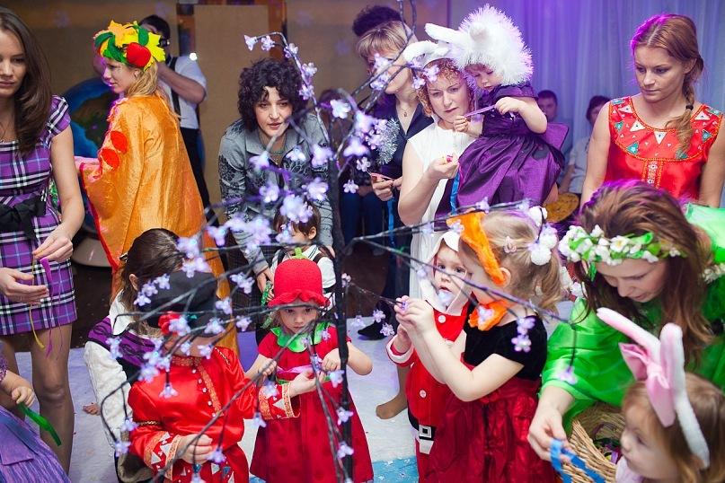 """Новый год в центре """"Солнечный круг"""", Спб, ВО"""