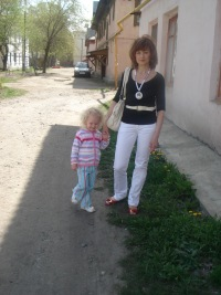 Надежда Бабакова, 17 ноября 1992, Чернигов, id115822376