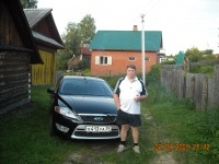 Юрий Хаймин, 5 марта 1998, Пермь, id119493764