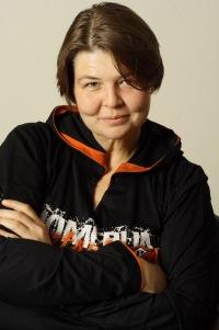 Ольга Холина, 20 апреля 1976, Москва, id16725424